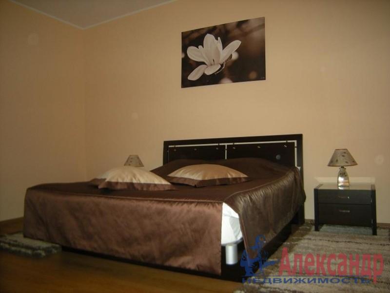 2-комнатная квартира (55м2) в аренду по адресу Юрия Гагарина просп., 77— фото 1 из 3