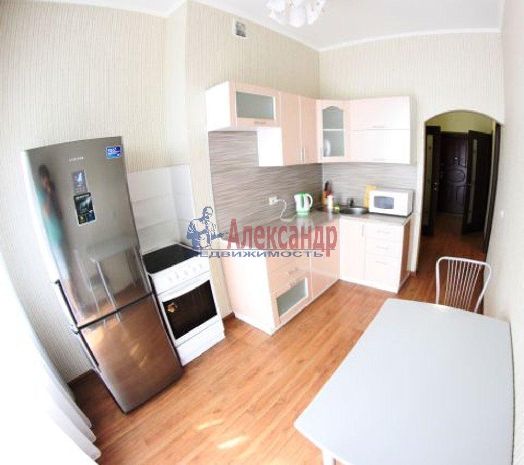 1-комнатная квартира (35м2) в аренду по адресу Маршала Казакова ул., 78— фото 3 из 3