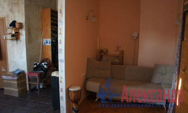 1-комнатная квартира (45м2) в аренду по адресу Лиговский пр., 107— фото 2 из 3