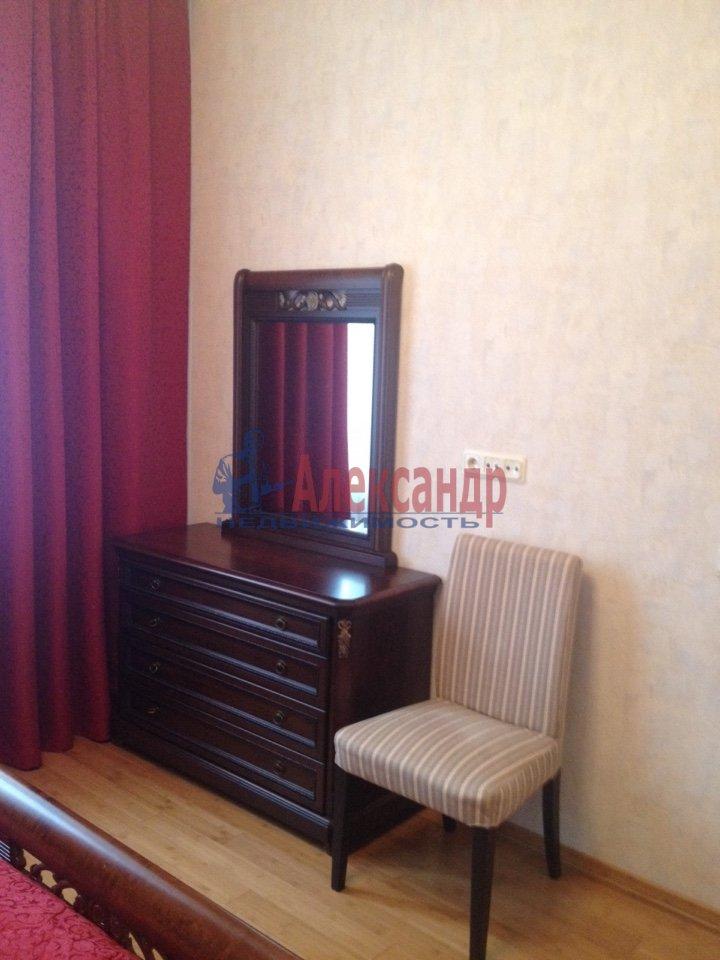 3-комнатная квартира (110м2) в аренду по адресу Каменноостровский пр., 62— фото 4 из 15