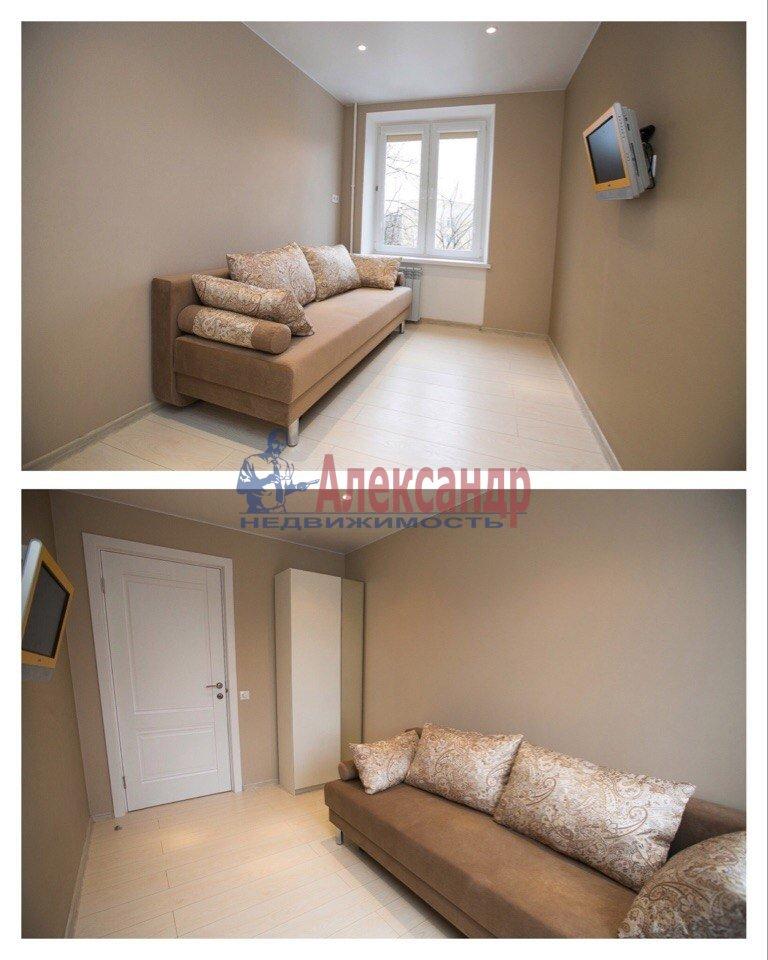2-комнатная квартира (49м2) в аренду по адресу Кубинская ул., 20— фото 5 из 9
