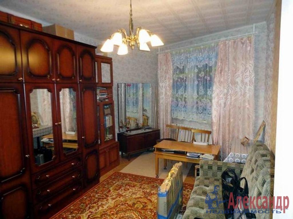 1-комнатная квартира (35м2) в аренду по адресу Славы пр., 2— фото 1 из 3