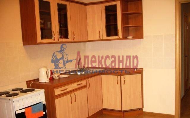 2-комнатная квартира (58м2) в аренду по адресу Авиаконструкторов пр., 4— фото 1 из 6
