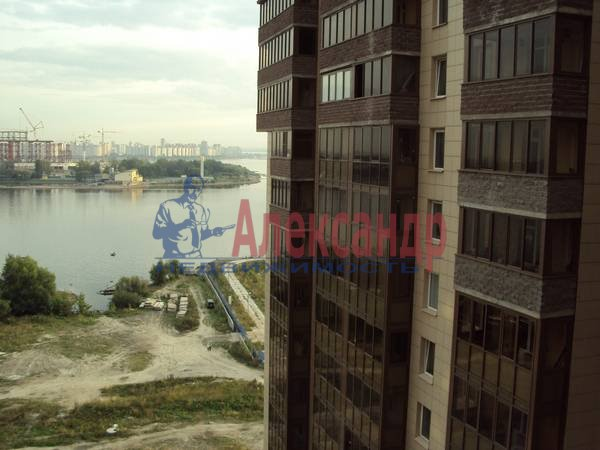 1-комнатная квартира (42м2) в аренду по адресу Приморский пр., 137— фото 2 из 8