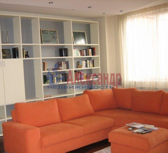 3-комнатная квартира (121м2) в аренду по адресу Космонавтов просп., 37— фото 2 из 8
