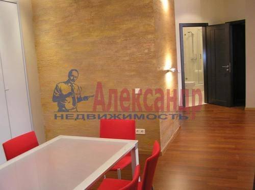 3-комнатная квартира (100м2) в аренду по адресу Веденеева ул., 8— фото 2 из 11