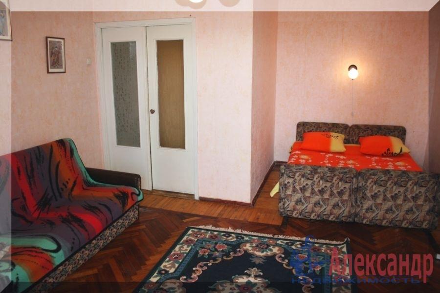 1-комнатная квартира (35м2) в аренду по адресу Юрия Гагарина просп., 26— фото 1 из 5