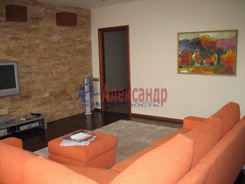 3-комнатная квартира (121м2) в аренду по адресу Космонавтов просп., 37— фото 3 из 8