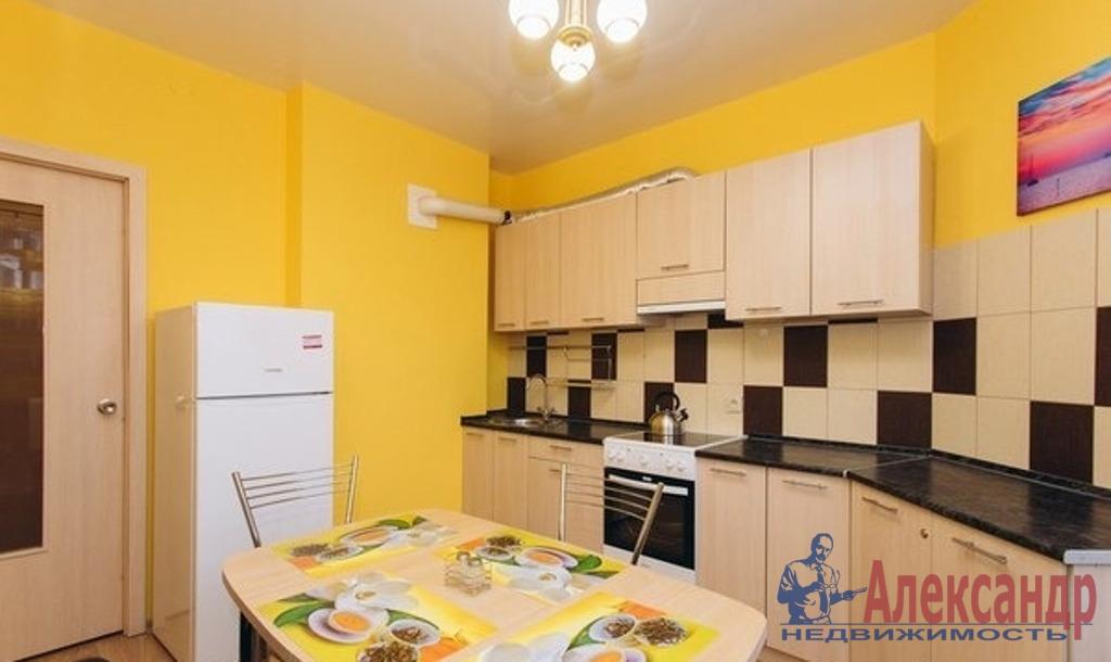 1-комнатная квартира (35м2) в аренду по адресу Коллонтай ул., 5— фото 3 из 4