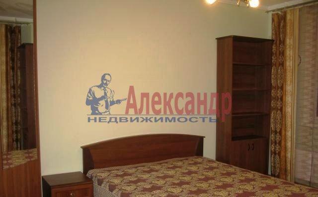 2-комнатная квартира (58м2) в аренду по адресу Авиаконструкторов пр., 4— фото 5 из 6