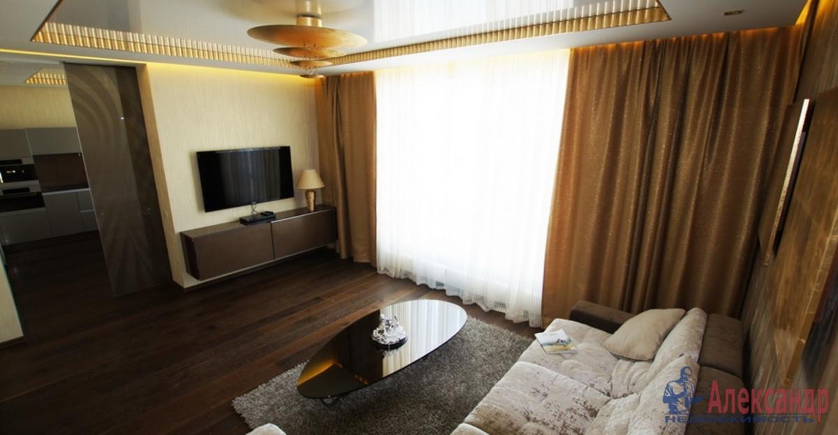 1-комнатная квартира (47м2) в аренду по адресу Детская ул., 18— фото 1 из 2