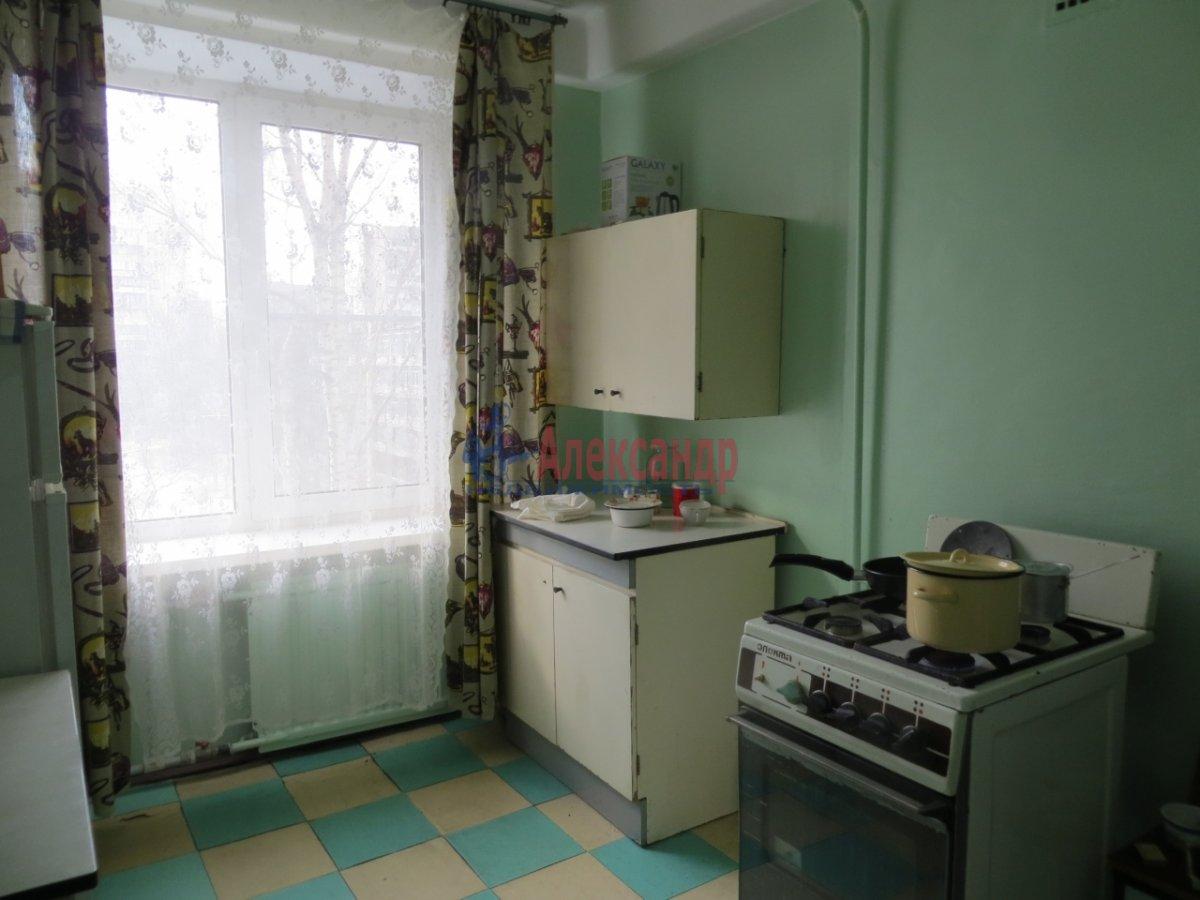 1-комнатная квартира (38м2) в аренду по адресу 2 Красноармейская ул., 3— фото 4 из 4