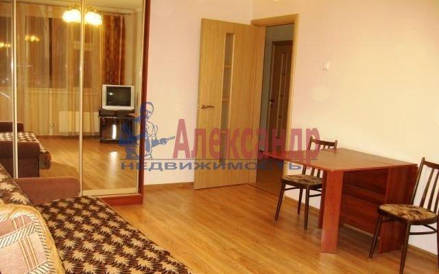 2-комнатная квартира (58м2) в аренду по адресу Авиаконструкторов пр., 4— фото 6 из 6