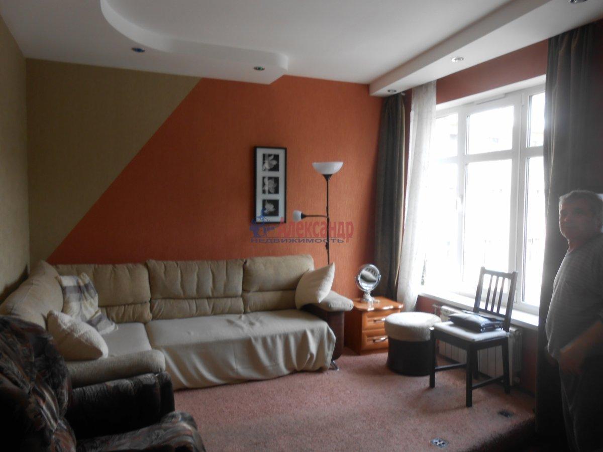 3-комнатная квартира (55м2) в аренду по адресу Боткинская ул., 15— фото 1 из 18