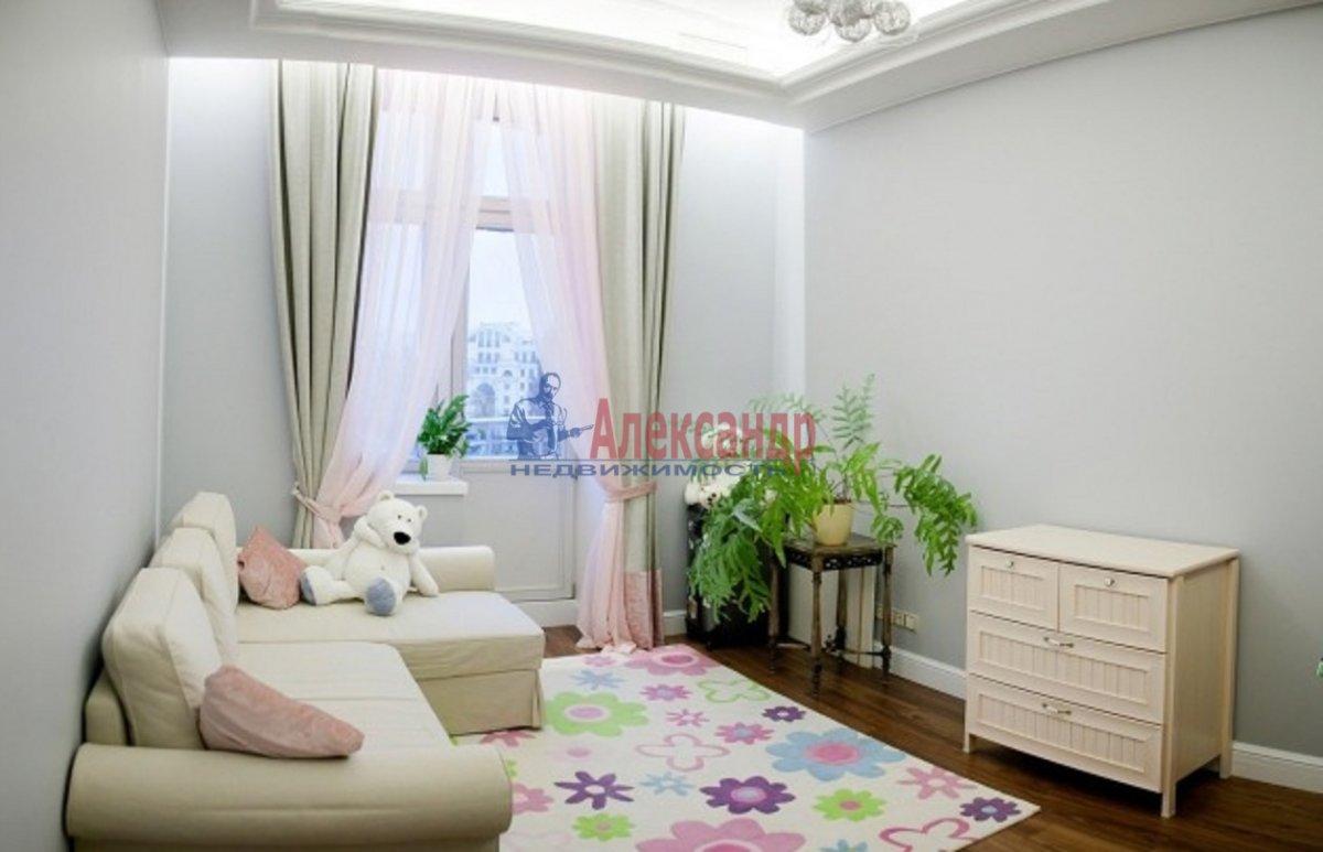 3-комнатная квартира (160м2) в аренду по адресу Кемская ул., 7— фото 5 из 7