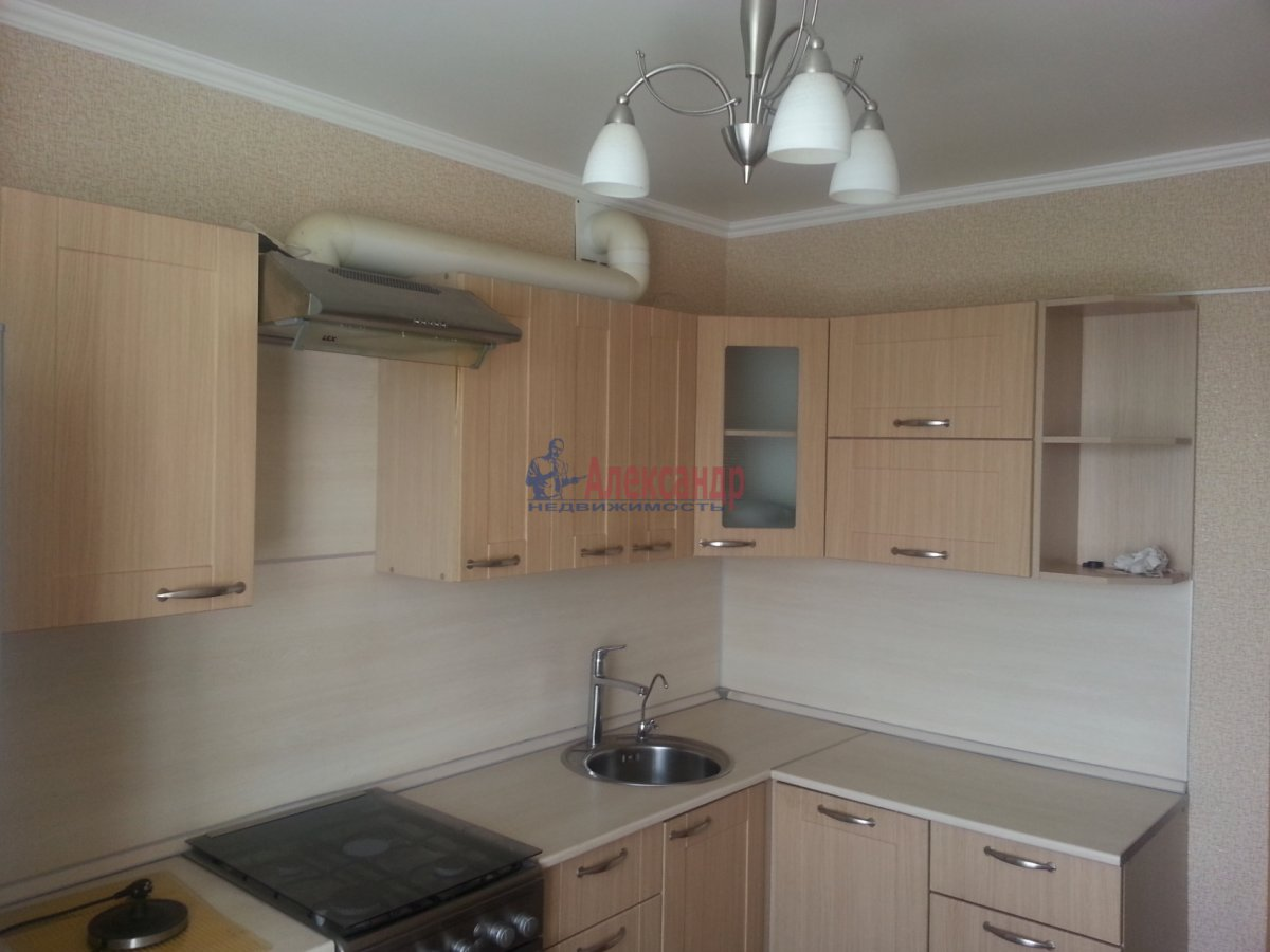 1-комнатная квартира (34м2) в аренду по адресу Гражданский пр., 15— фото 9 из 17