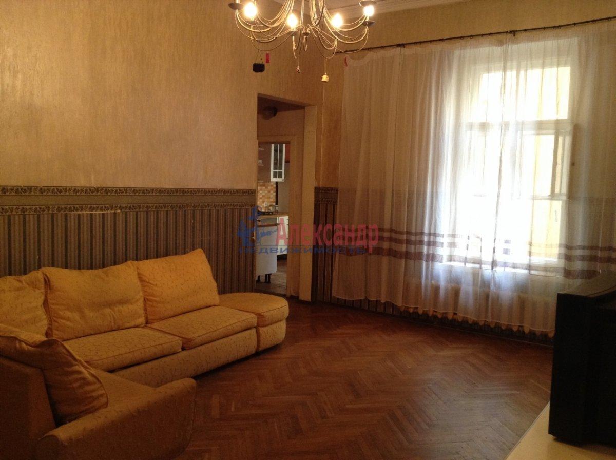 5-комнатная квартира (136м2) в аренду по адресу 8 Советская ул., 14— фото 1 из 9