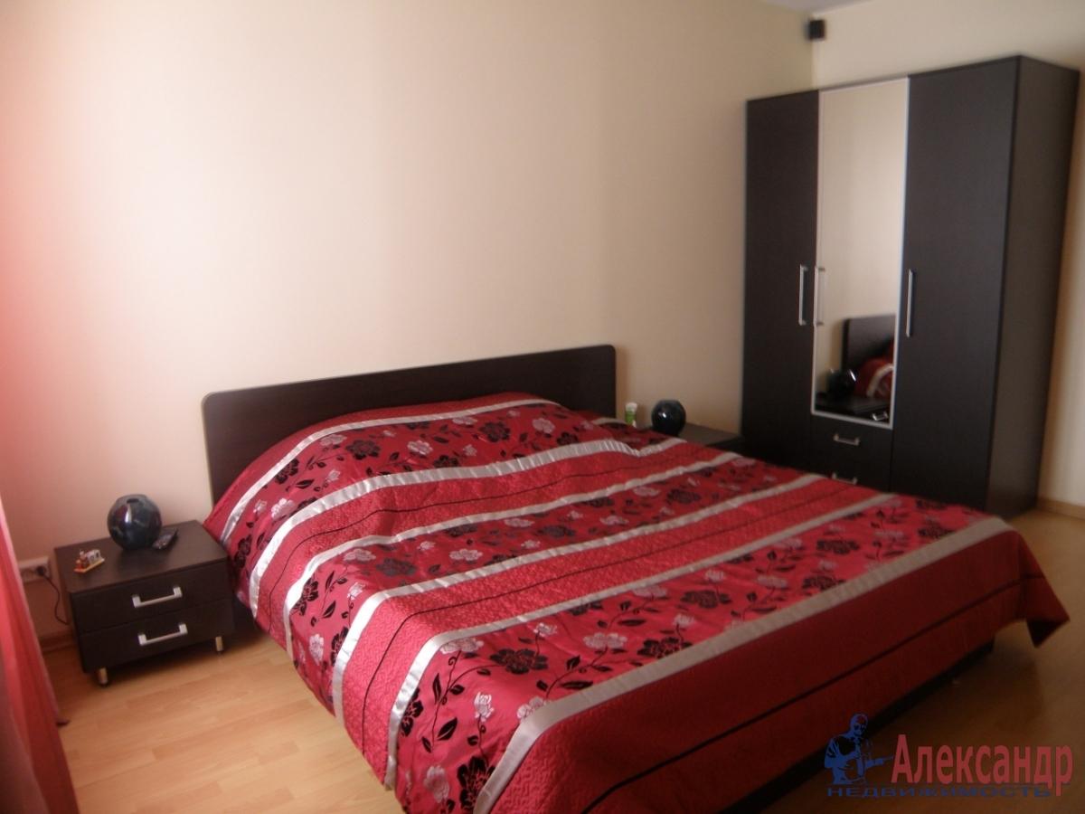 2-комнатная квартира (57м2) в аренду по адресу Дунайский пр., 14— фото 2 из 3