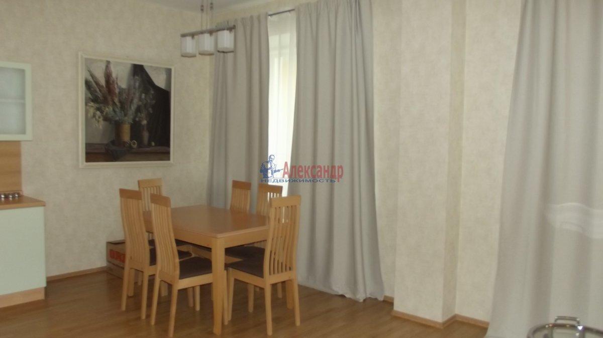 1-комнатная квартира (35м2) в аренду по адресу Чернышевского пр., 4— фото 3 из 3