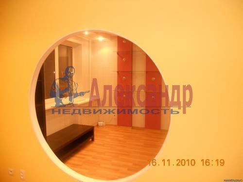 1-комнатная квартира (40м2) в аренду по адресу Шлиссельбургский пр., 24— фото 6 из 12