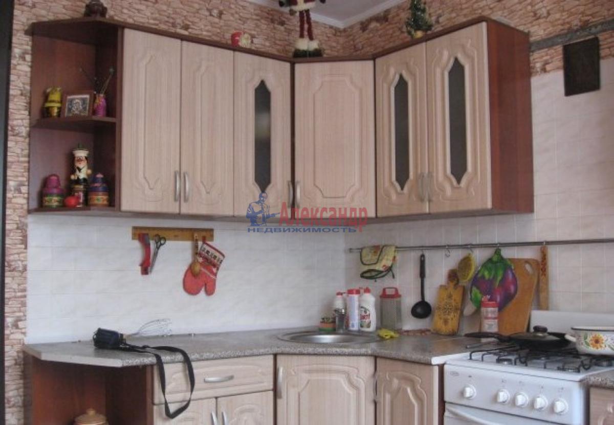 1-комнатная квартира (40м2) в аренду по адресу Коллонтай ул., 5— фото 4 из 6