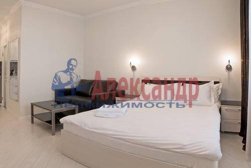 1-комнатная квартира (54м2) в аренду по адресу Всеволода Вишневского ул., 13— фото 5 из 8