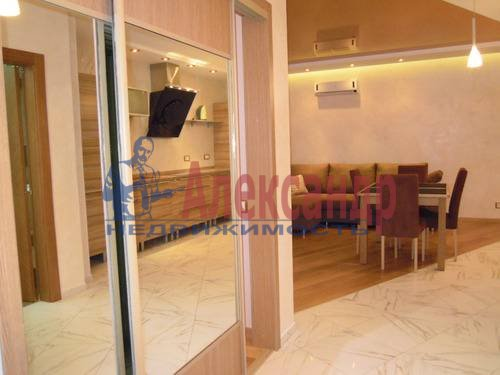 2-комнатная квартира (80м2) в аренду по адресу Свердловская наб., 58— фото 8 из 14