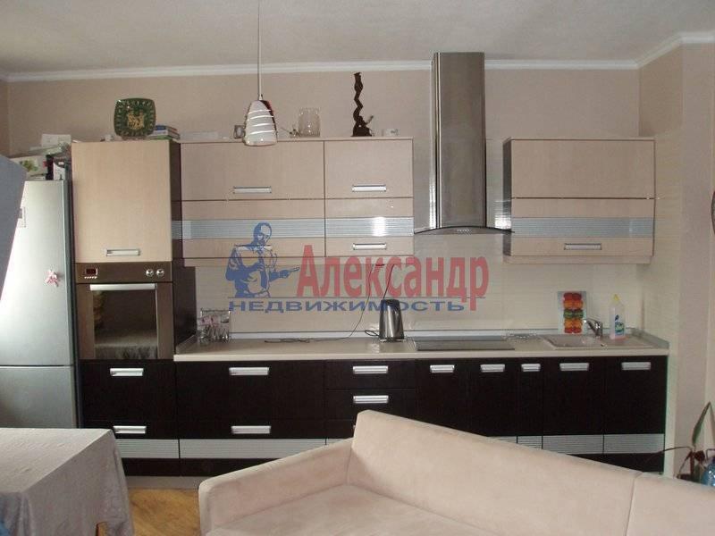 1-комнатная квартира (36м2) в аренду по адресу Зайцева ул., 33— фото 2 из 2