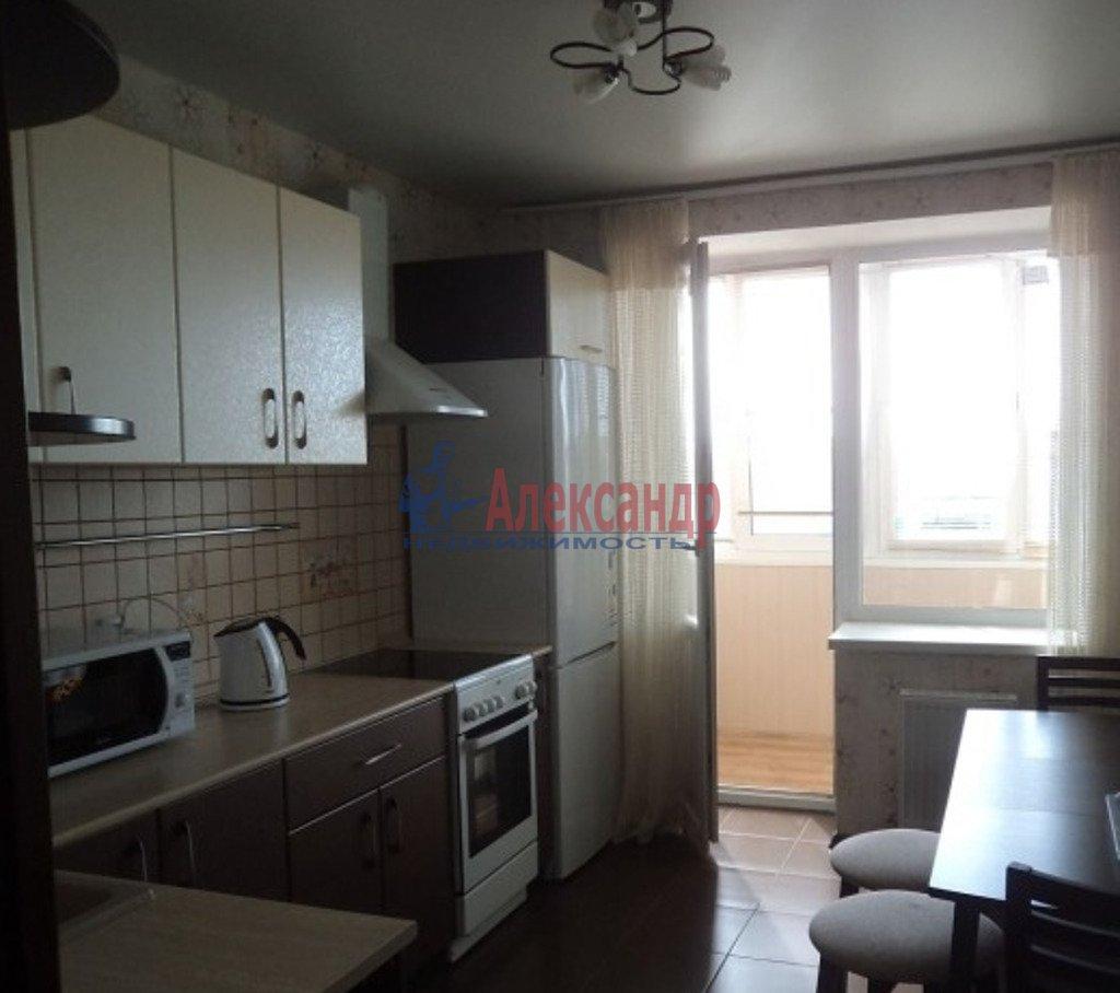 1-комнатная квартира (38м2) в аренду по адресу Маршала Блюхера пр., 9— фото 2 из 3
