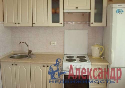 2-комнатная квартира (46м2) в аренду по адресу Гаккелевская ул., 22— фото 4 из 4