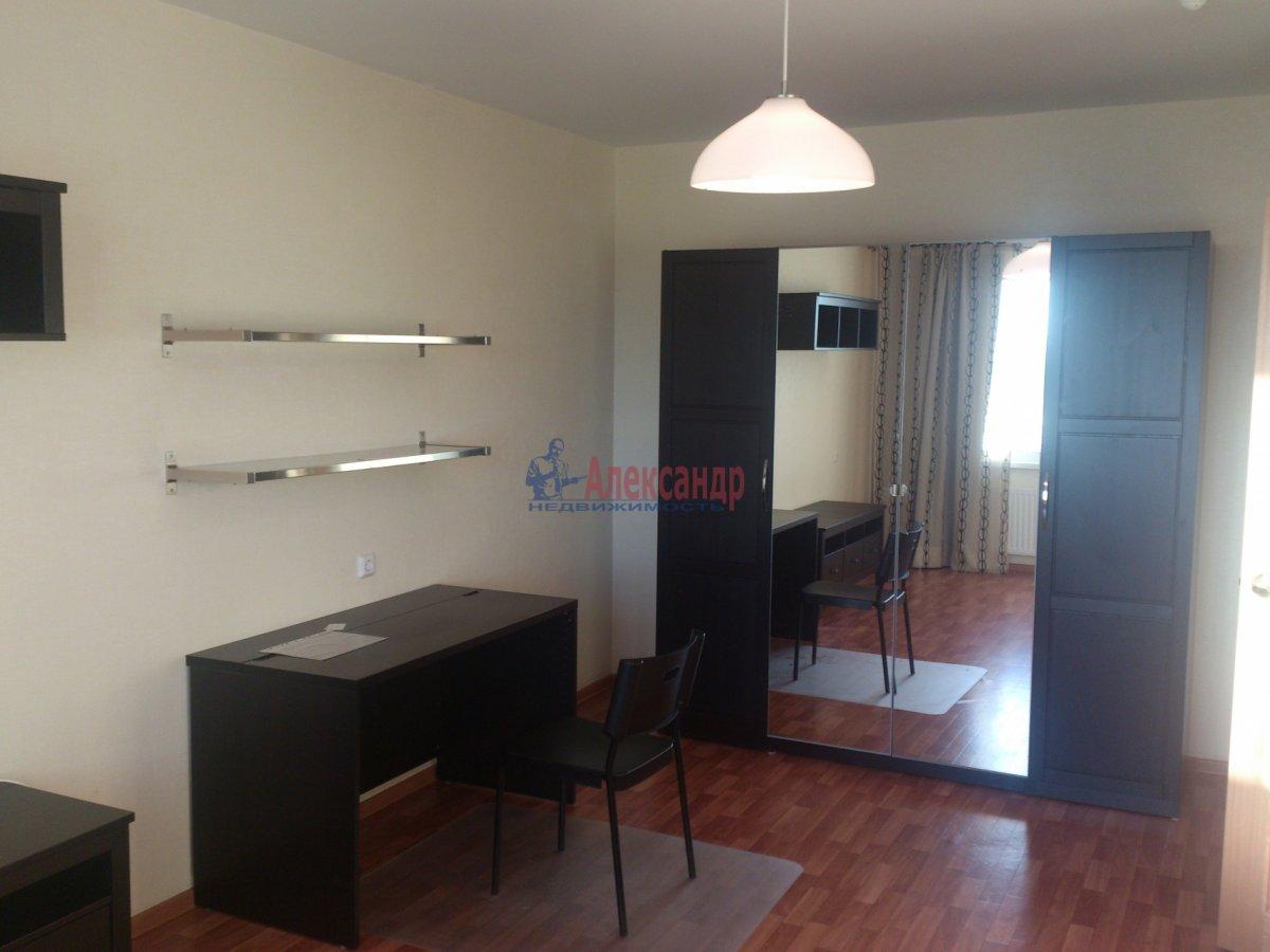 1-комнатная квартира (40м2) в аренду по адресу Пулковское шос., 24— фото 2 из 5
