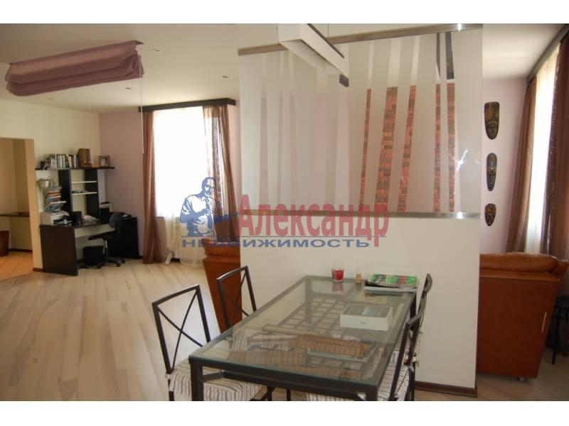 2-комнатная квартира (100м2) в аренду по адресу Кораблестроителей ул., 30— фото 7 из 14