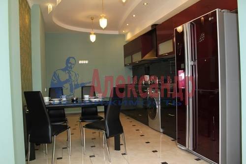 1-комнатная квартира (50м2) в аренду по адресу Беринга ул., 5— фото 2 из 6