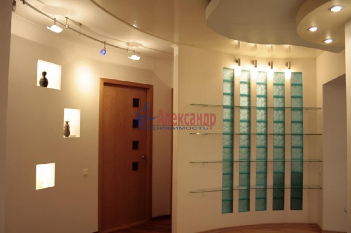 3-комнатная квартира (105м2) в аренду по адресу Невский пр., 117— фото 14 из 20