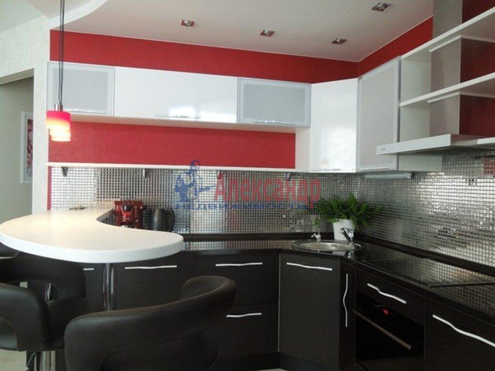 1-комнатная квартира (42м2) в аренду по адресу Гражданский пр., 36— фото 2 из 4