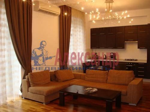 3-комнатная квартира (100м2) в аренду по адресу Жуковского ул., 28— фото 6 из 8