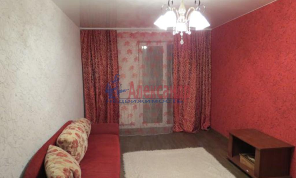 1-комнатная квартира (39м2) в аренду по адресу Лабораторный пр., 20— фото 1 из 2
