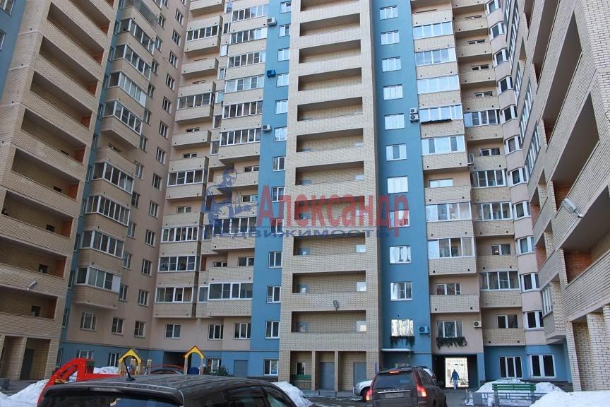 1-комнатная квартира (41м2) в аренду по адресу Выборгское шос., 27— фото 3 из 9