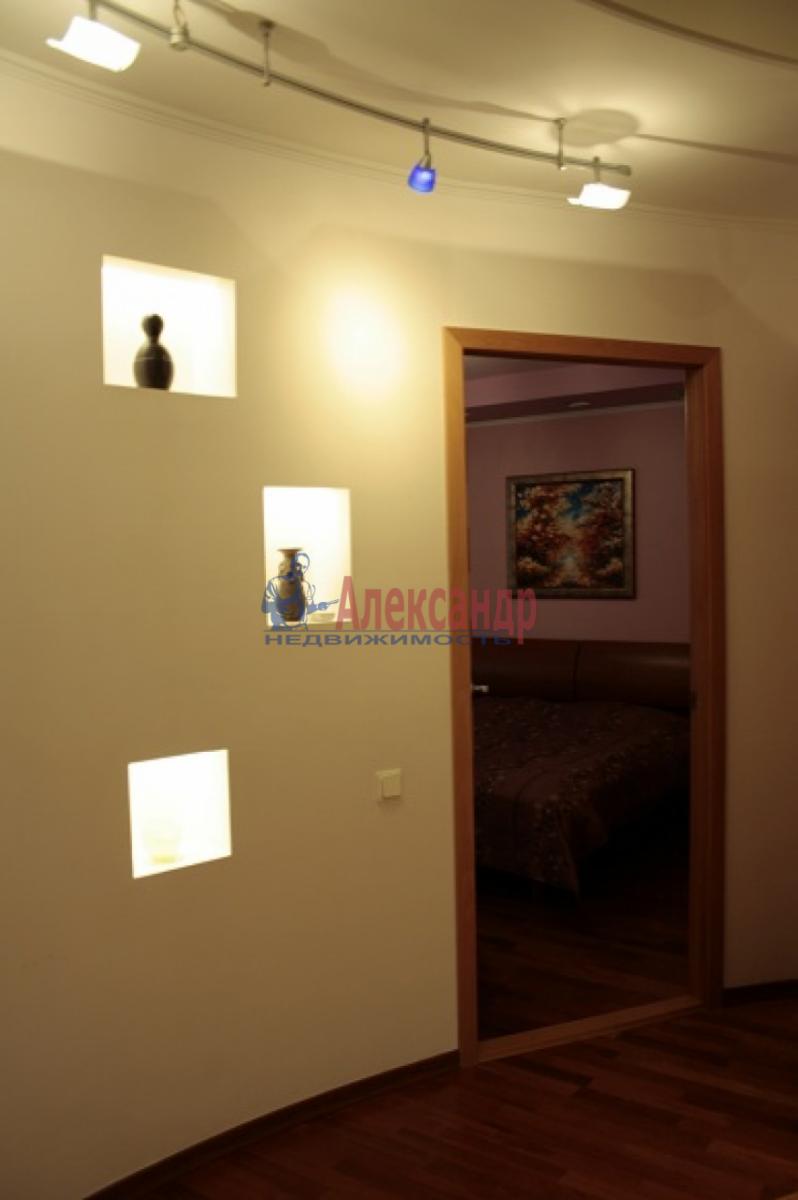 3-комнатная квартира (105м2) в аренду по адресу Невский пр., 117— фото 15 из 20