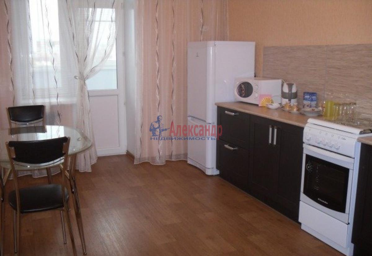 1-комнатная квартира (40м2) в аренду по адресу Авиаконструкторов пр., 20— фото 2 из 4