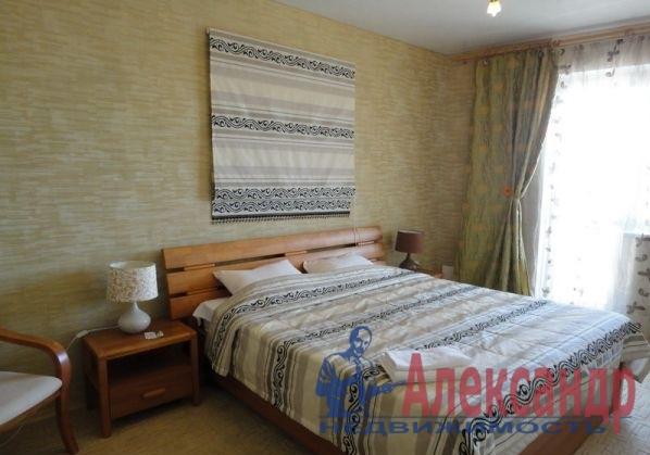 1-комнатная квартира (39м2) в аренду по адресу Науки пр., 17— фото 1 из 4