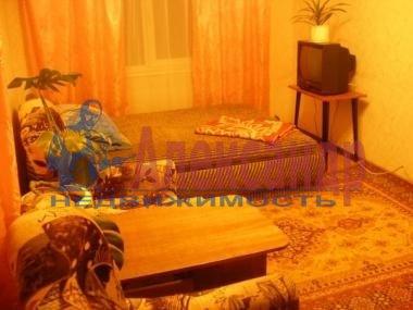 1-комнатная квартира (31м2) в аренду по адресу Белы Куна ул., 6— фото 1 из 3