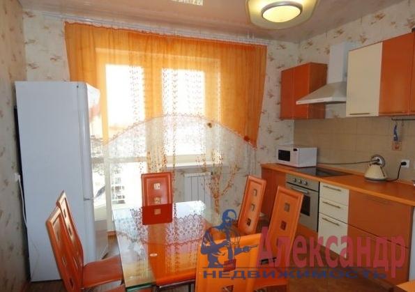 1-комнатная квартира (39м2) в аренду по адресу Науки пр., 17— фото 4 из 4