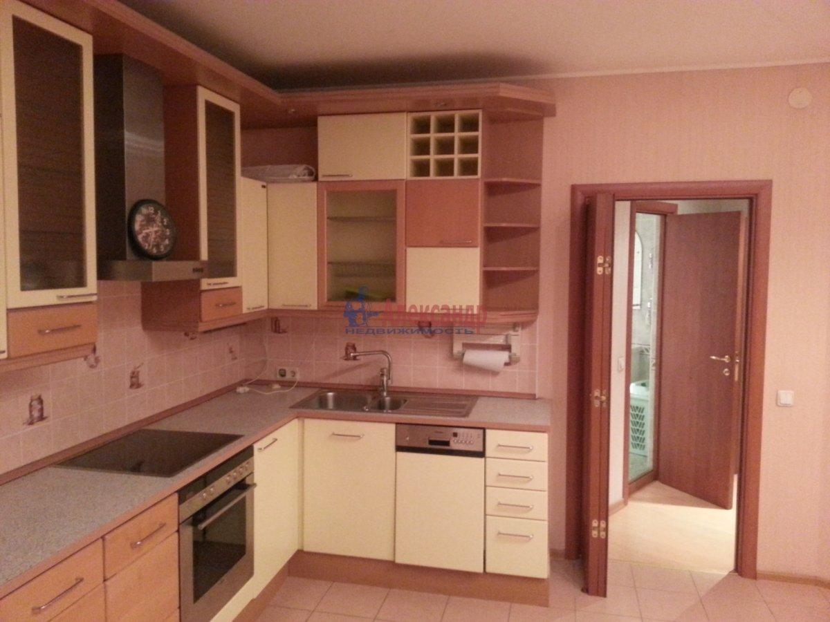 1-комнатная квартира (48м2) в аренду по адресу Ленсовета ул., 88— фото 4 из 18