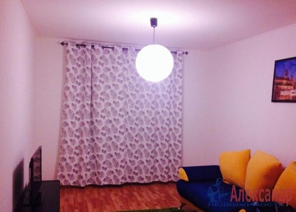 1-комнатная квартира (40м2) в аренду по адресу Хасанская ул., 2— фото 1 из 3