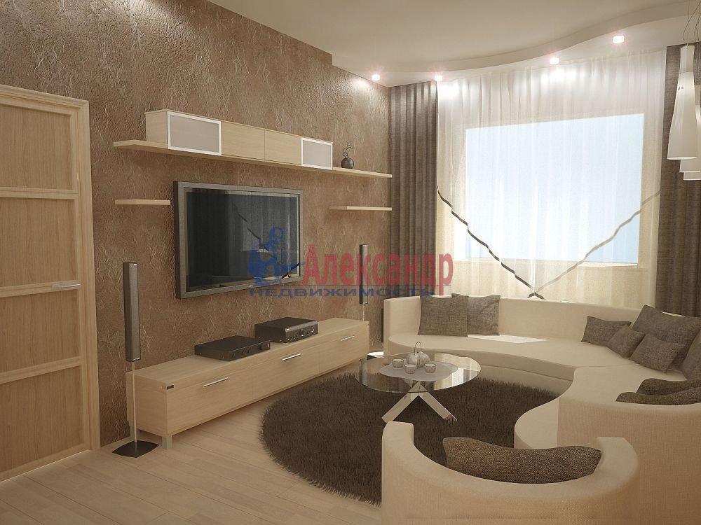 2-комнатная квартира (75м2) в аренду по адресу Хошимина ул., 15— фото 1 из 2
