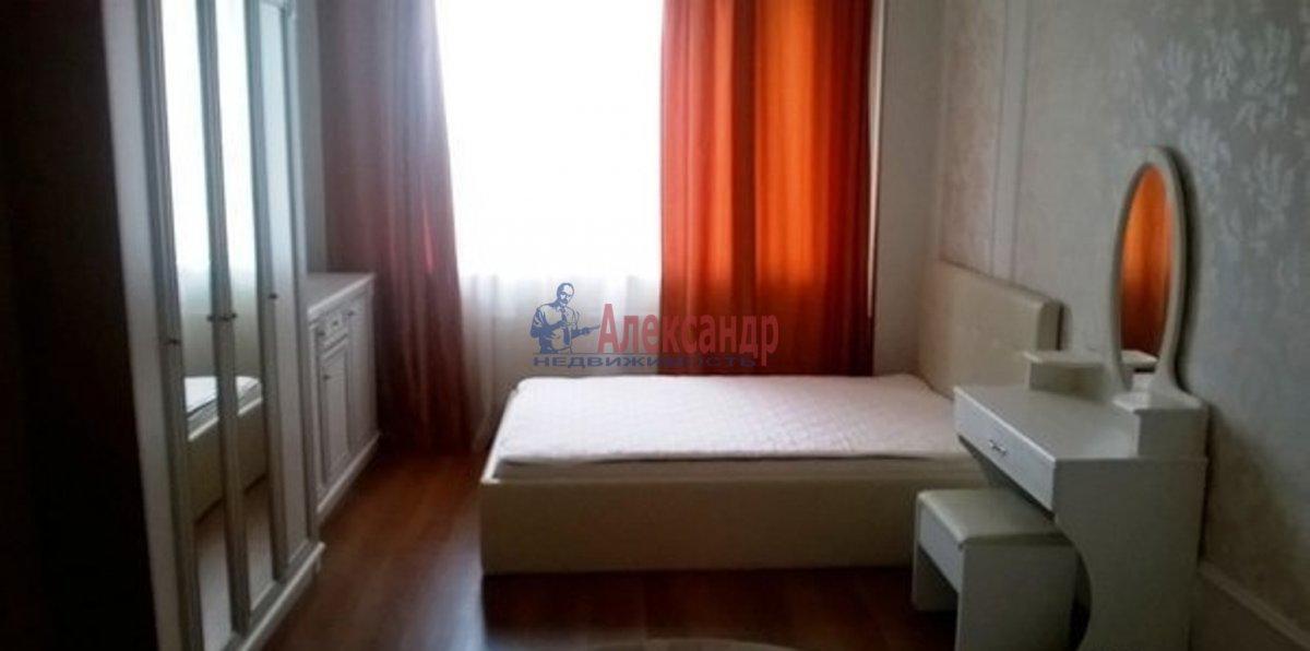 1-комнатная квартира (37м2) в аренду по адресу Туристская ул., 11— фото 2 из 3