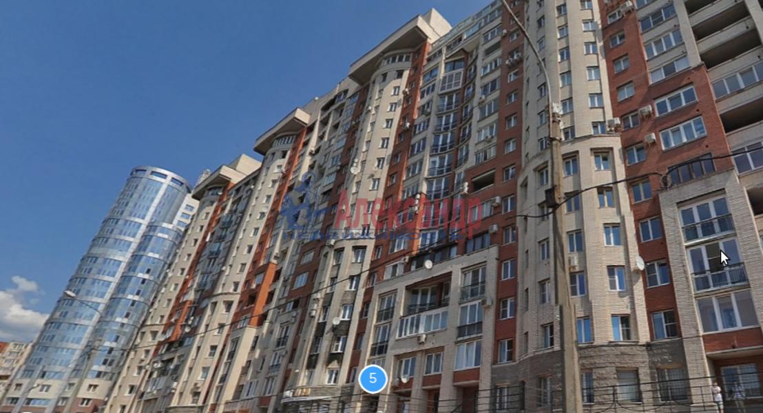 2-комнатная квартира (62м2) в аренду по адресу Галерный прд., 5— фото 5 из 5