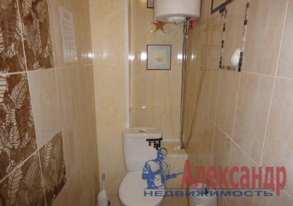 1-комнатная квартира (39м2) в аренду по адресу Науки пр., 17— фото 3 из 4