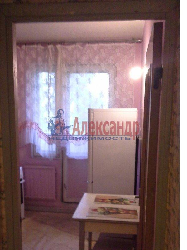 1-комнатная квартира (39м2) в аренду по адресу Кораблестроителей ул., 37— фото 1 из 17